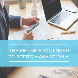 The Metrics You Need to Manage FMLA