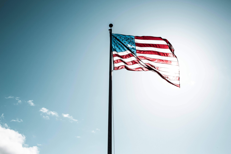 Flag of the United States- representing the COVID-19 Leave Legislation