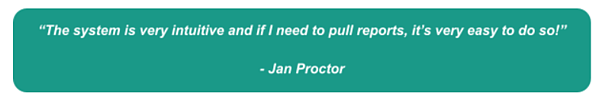 Quote from Jan about how intuitive Presagia is
