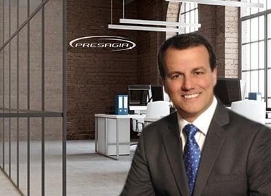 René Beaudoin the new CEO of Presagia